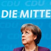 Merkel prête à doper le fonds de sauvetage