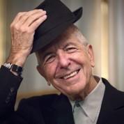 Leonard Cohen en concert à Paris