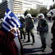 La classe politique grecque discréditée