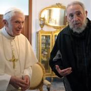 Que se sont dit Benoît XVI et Fidel Castro ?