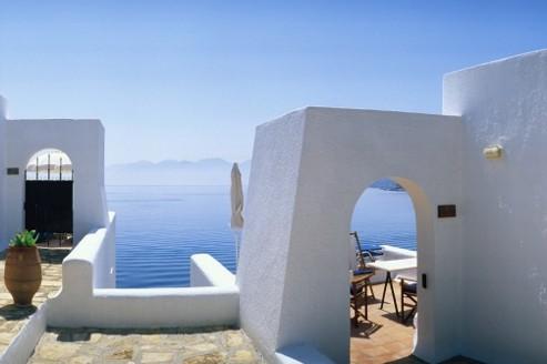 En gr ce l 39 le d 39 onassis brad e des turcs for Acheter maison en grece