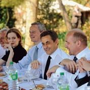 Sarkozy : confidences d'un candidat heureux