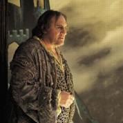 Gérard Depardieu chez Victor Hugo