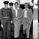 Zeev Eckstein, tueur de Rezsö Kasztner, lors de son procès en 1957-1958.