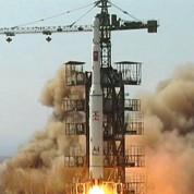 La Corée du Nord prépare sa fusée