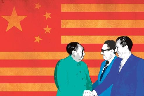 La Chine revisite «Nixon» au Châtelet