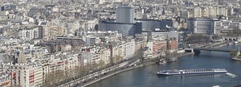 Première baisse des prix de l'immobilier ancien à Paris