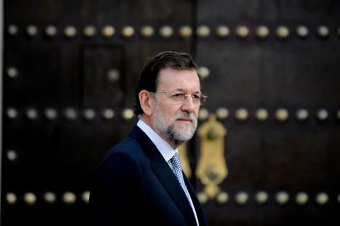 Le premier ministre espagnol Mariano Rajoy.