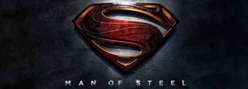 Superman Man of steel : le logo revisité