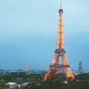 La tour Eiffel prépare un coup d'éclat en 2014