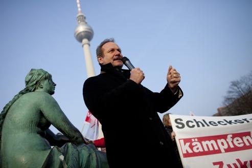 Mise en garde contre l'inflation en Allemagne