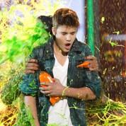 Bieber, vainqueur des Kids'Choice Awards