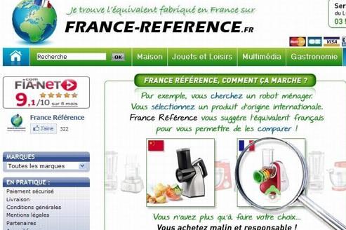 Comment trouver l'équivalent français d'un produit étranger