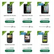 Le marché de l'occasion des portables relancé