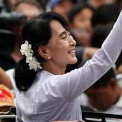 L'élection d'Aung San Suu Kyi est officielle