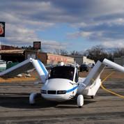 prototype voiture volante