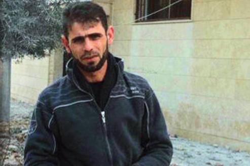 Ali Othman a participé à l'évacuation des reporters étrangers blessés à Homs.