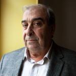 Michel Kilo, figure libérale de l'opposition syrienne.