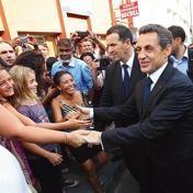 À la Réunion, Sarkozy parle à l'outre-mer