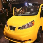 Les 13.000 taxis envahiront les rues de New York dès l'automne 2013.