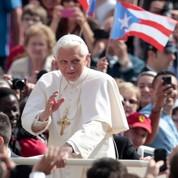 Benoît XVI, serein avant le marathon pascal