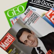 Paris Match , magazine de l'année