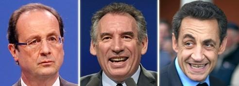 Au second tour, le vote centriste penche plutôt pour Nicolas Sarkozy