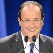 Hollande fait la cour aux patrons du CAC 40