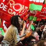 La percée du candidat du Front de gauche a surpris nombre de socialistes.