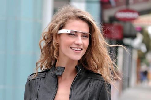 Les lunettes Web de Google, une vision de science-fiction