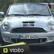 Mini Roadster, un petit cabriolet dans le vent