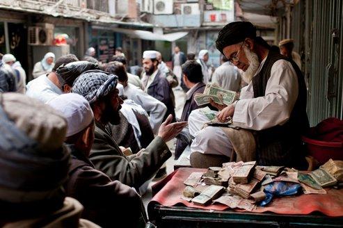 Les capitaux aussi se retirent d'Afghanistan