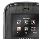 <strong>ALCATEL OT-355, avec clavier Azerty et radio FM, capable d'accueillir deux cartes SIM, d'échanger MMS et e-mails. 29,90&#8364; sur grosbill.com</strong>