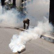 Violences à Tunis lors de la Journée des martyrs