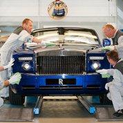 Rolls-Royce a su faire revivre la légende