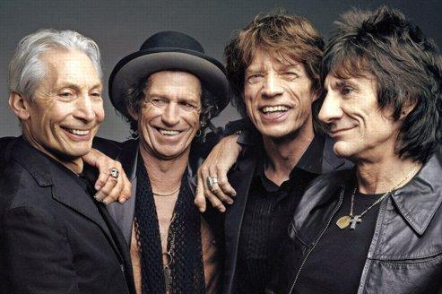 Les Rolling Stones, des titres inédits pour les J.O?