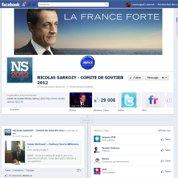 «La campagne, c'est sur Facebook»