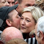 Marine Le Pen donnée en tête chez les jeunes