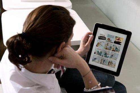 Apple accusé de manipuler le prix des e-books