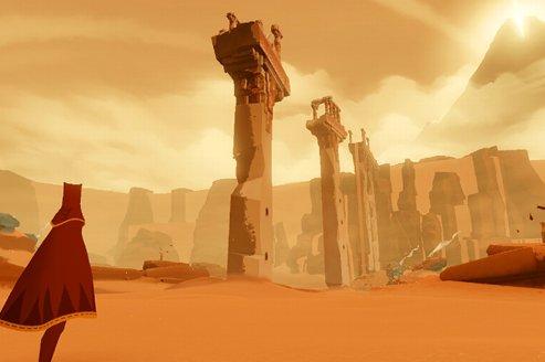 Test : Journey ,le désert humain