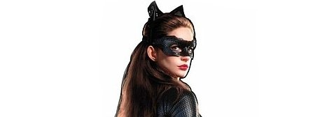 The Dark Knight Rises :Catwoman s'exhibe