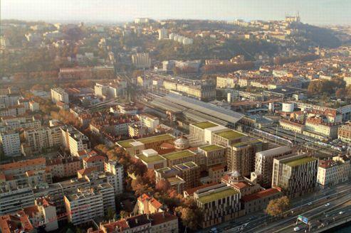 Lyon : les anciennes prisons reconverties en campus