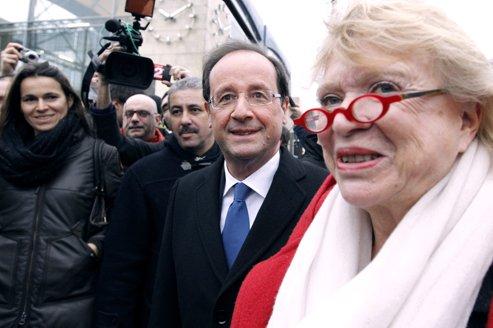 Face à Hollande, les écolos marchent sur un fil