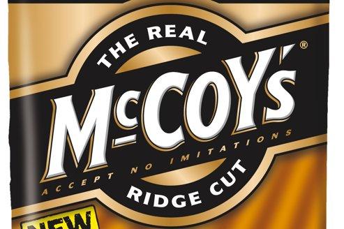 Les Choco BN se séparent des chips McCoy's
