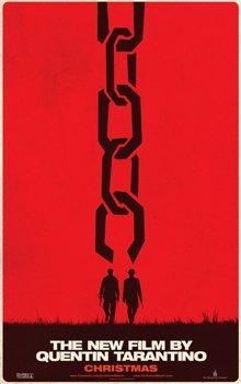 Django Unchained de Tarantino, la première affiche