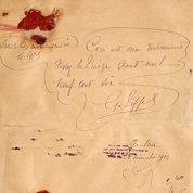 La vie des notaires exposée aux Archives nationales