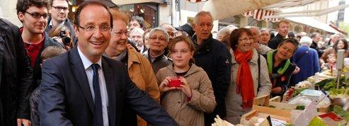 Au lieu des burgers, Hollande a choisi la politique