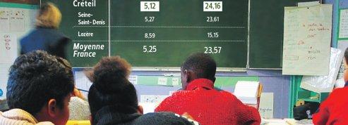 Éducation : la répartition des moyens scolaires en question