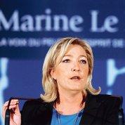 Le Pen accuse droite et gauche d'avoir «trahi»