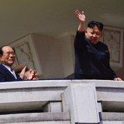 Kim Jong-un a pris ses marques à Pyongyang